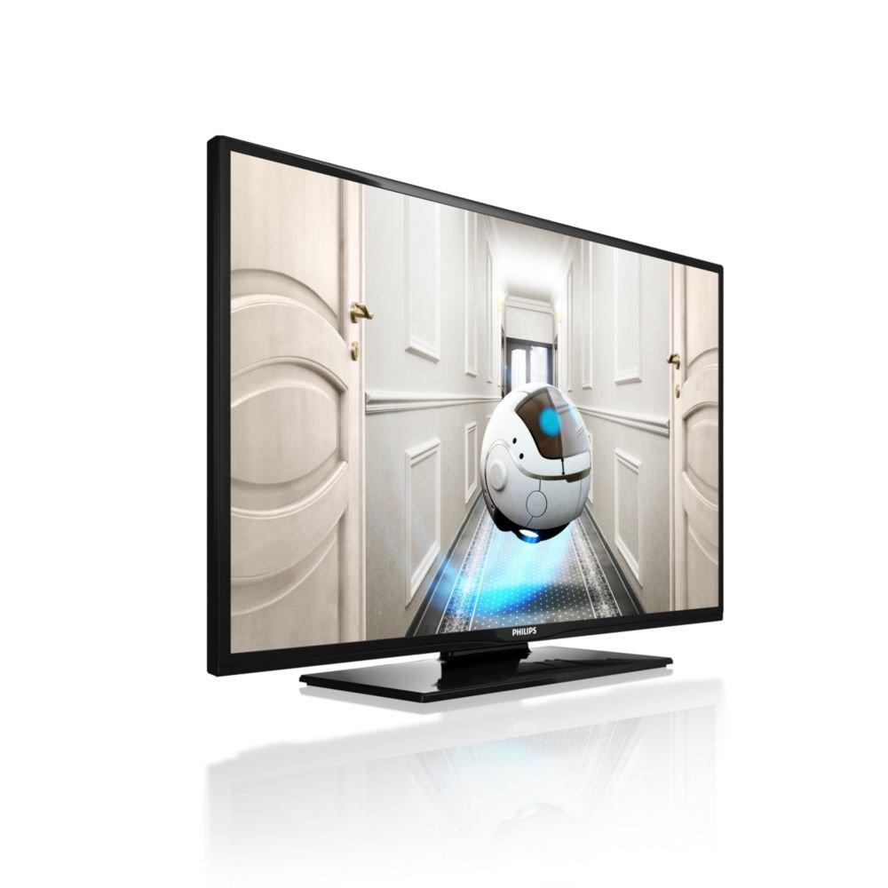 Philips Televisor LED Profesional 40HFL2819D/12 - Televisiones para el Sector hotelero (101,6 cm (40