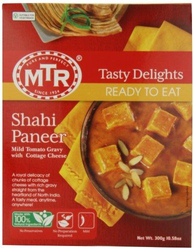 MTR Shahi Paneer, 10.58 Ounce(Pack …