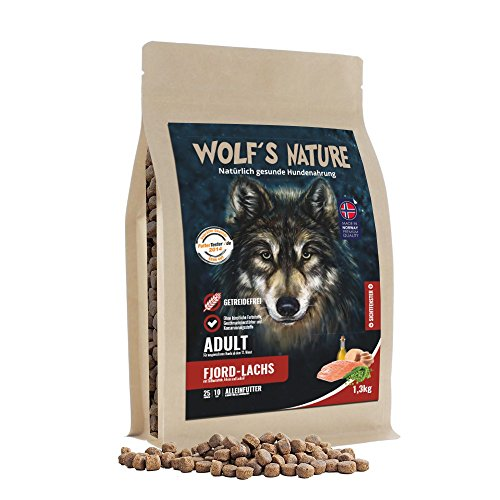 Wolf's Nature® - Adult Lachs 1,3 kg