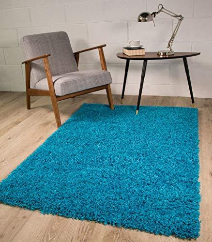 Alfombras De Habitacion Azul Turquesa alfombras de habitacion  Marca The Rug House