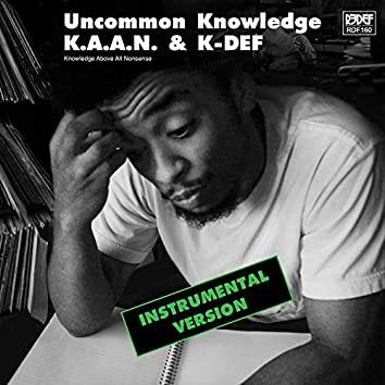 Uncommon Knowledge (Instrumental Version)