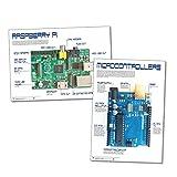 Wildgoose Education SC1300microcontrolador y Raspberry Pi Póster Set (Pack de 2)
