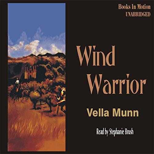Wind Warrior audiobook cover art