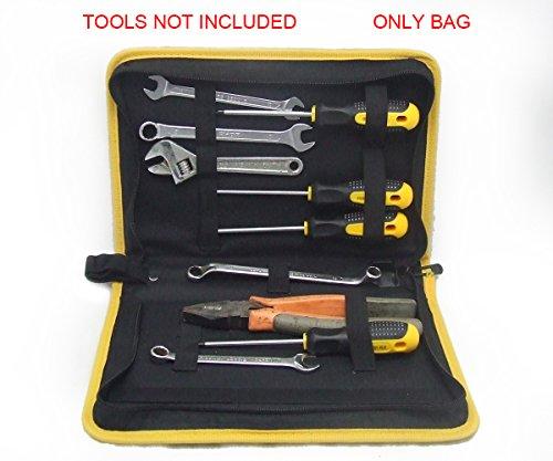 Preisvergleich Produktbild BAG01L Case Werkzeugträger groß (31 x 20.5 x 6 cm) - für die professionelle und der Bastler. Verkauft ohne Werkzeug