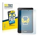 BROTECT Schutzfolie kompatibel mit Asus MeMo Pad HD 7 ME173X (2 Stück) klare Bildschirmschutz-Folie