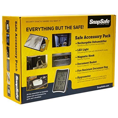 SnapSafe Gun Safe Vault Accessory Pack 75850