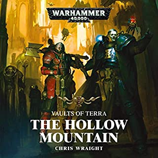 Vaults of Terra: The Hollow Mountain audiobook cover art
