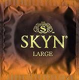 Estilos de Vida SKYN–gran Non látex Preservativos ultra thin lubricado–mismo día envío grande Preservativos XL