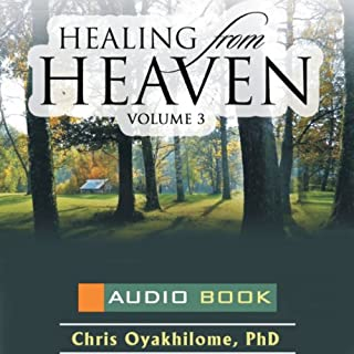 Healing from Heaven, Volume 3 cover art