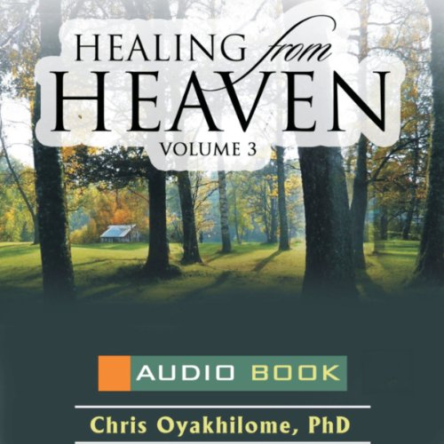 Healing from Heaven, Volume 3 Titelbild