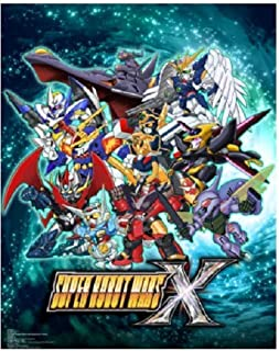 Super Robot Wars X (English) - Nintendo Switch