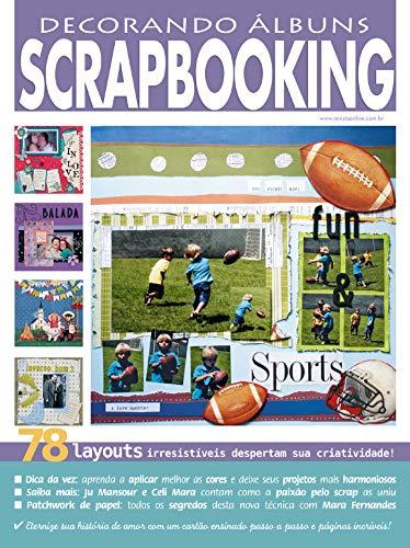 Decorando Álbuns Scrapbooking: Edição 25