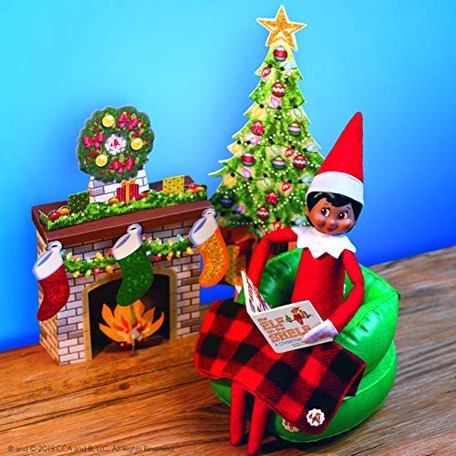 The Elf on the Shelf Cozy Christmas Storytime | Ideas, Accessories & Props
