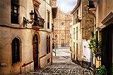 Rompecabezas De Madera 1000 Piezas Cadiz,Guadix,Ciudad,Casa Decoraciones Y Regalos Únicos Para El Hogar
