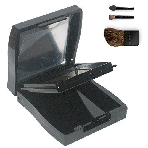 Mary Kay Compact Mini with Tools (Compact Cheek Brush and Eye Applicators)