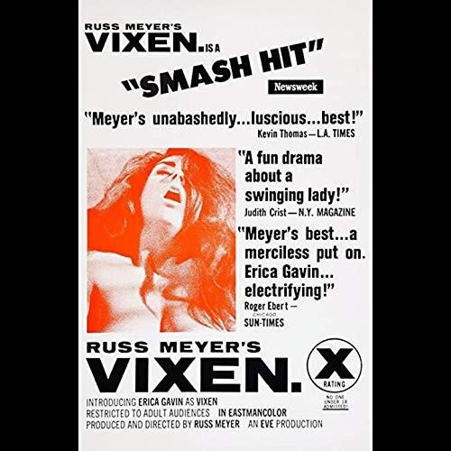 Russ Meyer's Vixen. (Original Motion Picture Soundtrack)