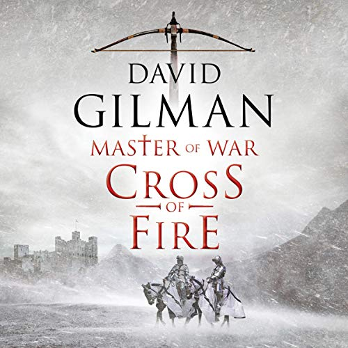Cross Of Fire Audiobook By David Gilman cover art