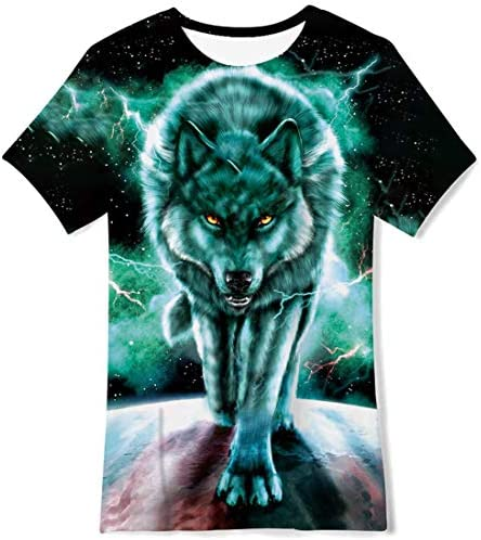 3d animal t shirt _image0