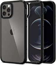 Spigen Ultra Hybrid Designed for iPhone 12 Case (2020) / Designed for iPhone 12 Pro Case (2020) - Matte Black