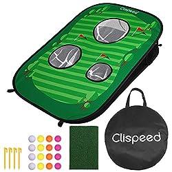 CLISPEED Golf Hinterhof Spiel Set