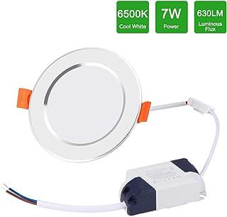 Lámpara de Techo con Sensor de Movimiento 7W, Frontoppy LED Plafón Radar de Sensor,