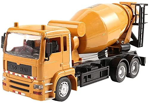 BHJH7 Camión Mezclador de Control Remoto Coche RC Camión de ingeniería Camión...