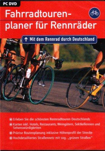 Fahrradtourenplaner für Rennräder