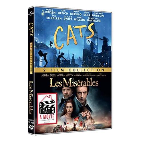 Cats (2019) + Les Miserables
