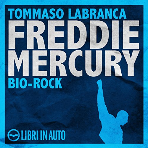 Freddie Mercury. Bio Rock cover art