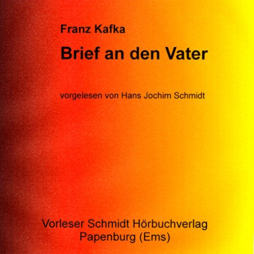 Brief an den Vater cover art