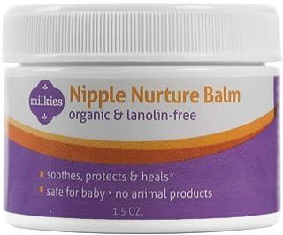 Milkies Nipple Nurture Balm: Organic and Lanolin-Free