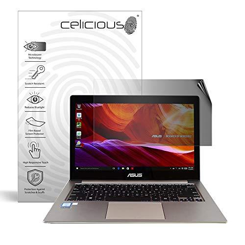 Celicious Privacy Blick- und Bildschirmschutzfolie kompatibel mit dem Asus ZenBook UX303UB