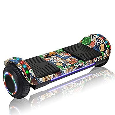 cho Hoverboard Hover Board Electric Scooter Two-Wheel Smart Self Balancing Speaker (Image 5)