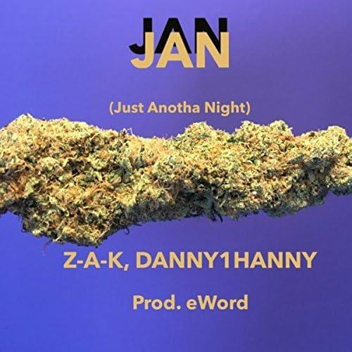 Z-A-K & DANNY1HANNY