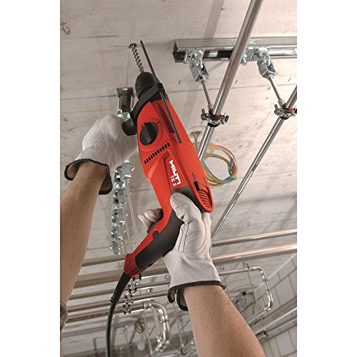 Hilti 03497788 Rotary Hammer Drill Performance Package, 120-volt
