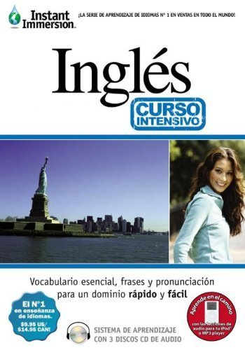 Instant Immersion Ingles Curso Intensivo/Instant Immersion English Crash Course by Topics Learning (2007-03-04)