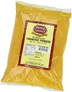 Spicy World Ground Turmeric Powder, 5 Lb