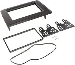 Double Din Fascia Stereo For Volvo Xc90 02-14 Dash Mount Trim Kit Frame