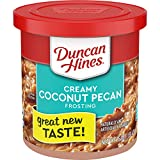 Duncan Hines Creamy Coconut Pecan Frosting, 8 - 15 OZ Cans