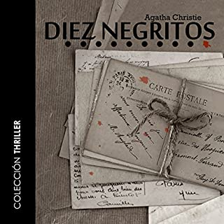 Couverture de Diez Negritos [And Then There Were None]
