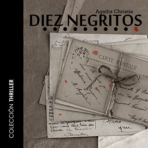 Diez Negritos [And Then There Were None] audiobook cover art