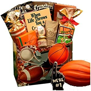 tennis themed gift baskets
