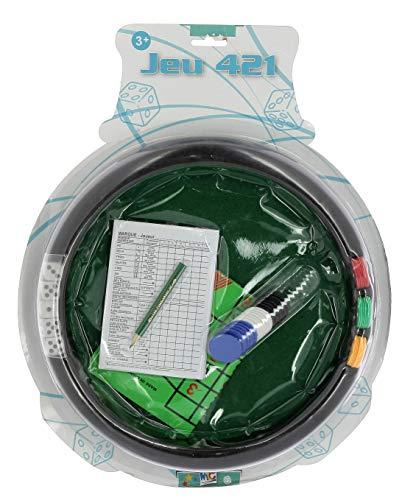 Mercier Toys- Jeu de Piste 421, 50473, Vert