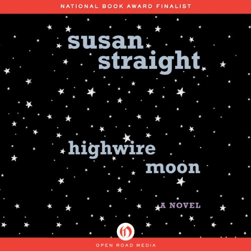 Highwire Moon audiobook cover art