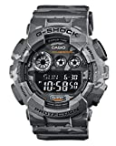 Casio Herren Digital mit Resin Armbanduhr GD 120CM 8ER