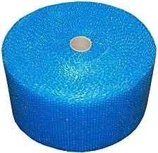 REALPACK® 1 x rollo – Azul fuerte burbujas Tamaño de la venda: ancho 12