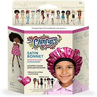 Camryn's BFF Satin Bonnet
