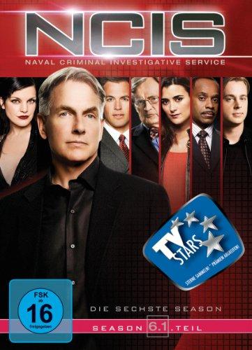 Navy CIS - Season 6, Teil 1 (3 DVDs)