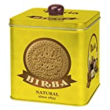 Birba - Galletas Nuria (Lata Amarilla de Regalo) - 1 x 580 gramos