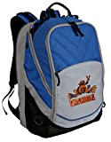Broad Bay UVA Peace Frog Backpack University of Virginia Peace Frogs Computer Bag